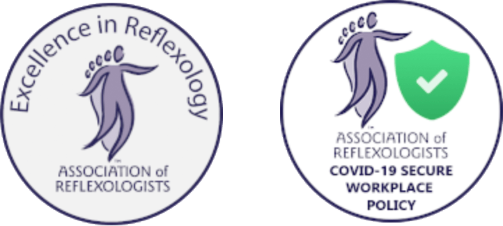 Salutary Reflexology Treatment Chesterfield Accreditations PNG 001